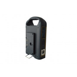 Fxlion (Phylion) PL-1680A Dual-channel Gold Lock + DC Deck Portable Li-ion Battery Charger