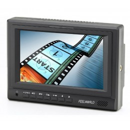 Feelworld FW679-HSD LCD On-camera Monitor 7-inch