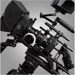 Tilta III Professional HDSLR Rig With Monitor 7-Inch