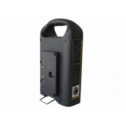 Phylion PL-1680A Dual-channel Gold Lock + DC Deck Portable Li-ion Battery Charger