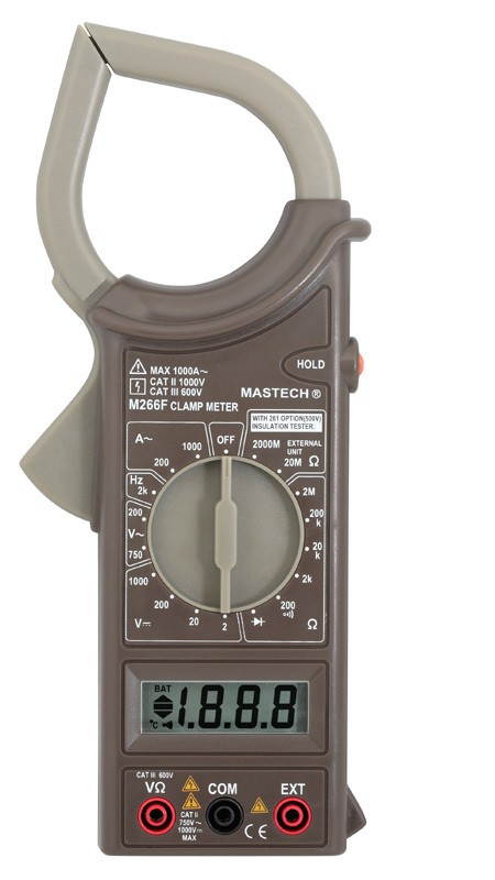 Mini Clamp Meters : Masteck m series mini digital clamp meter