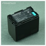 Pisen TS-DV001-D08S Battery for Panasonic D08S