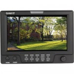 Swit S-1071HA On-Camera 3G-SDI/HDMI LCD Monitor (Gold Mount) 7-inch