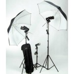 Boling 120SMA Studio Light Compact Kit
