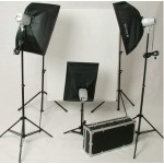 Boling 120SMA Excellent Studio Light Compact Kit A