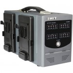 Swit D-3004S 4-Channel V-mount Charger