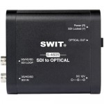 Swit S-4605 Portable SDI to Optical Fiber Converter