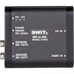 Swit S-4604 SDI 1-to-4 Portable Distributor & Amplifier