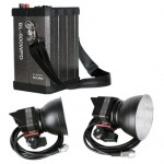 Boling BL-602WPD Portable Flash Light Kit