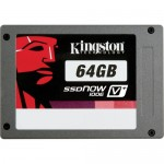 Kingston 64GB SSDNow V+180 Solid State Drive
