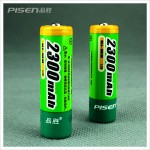 Pisen AA 2300mAh Ni-MH Rechargeable Battery (2pcs)