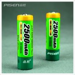 Pisen AA 2500mAh Ni-MH Rechargeable Battery (2pcs)
