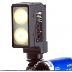 Boling BL-DC20 Twins Video Light
