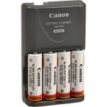 Canon CBK4-300 AA Battery Charger Kit