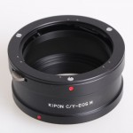 Kipon C/Y-EOS M Contax / Yashica Lens Convert to Canon EOS M Mount Camera Body Adapter Ring