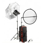 Jinbei DM2-400-1 Studio Lighting Kit