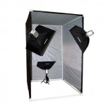Boling 120SMA Excellent Studio Light Compact Kit B