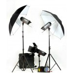 Boling BL-300ST Pro Studio Light Compact Kit