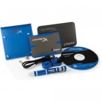 Kingston 240 GB HYPERX Solid State Drive 2.5-Inch Upgrade Bundle Kit