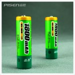 Pisen AA 1800mAh Ni-MH Rechargeable Battery (2pcs)