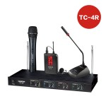 Takstar TC-4R VHF Wireless Microphone Kit