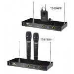 Takstar TS-6700HH VHF Wireless Microphone System