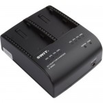 Swit S-3602U Dual Charger/Adapter for Sony BP-U30/U60 Batteries